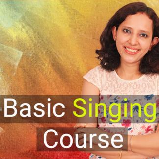 Basic Singing Course by Aditi Jha (MusicWithAditi)
